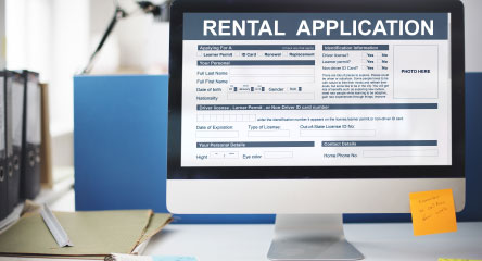 Rental Application Maryville IL
