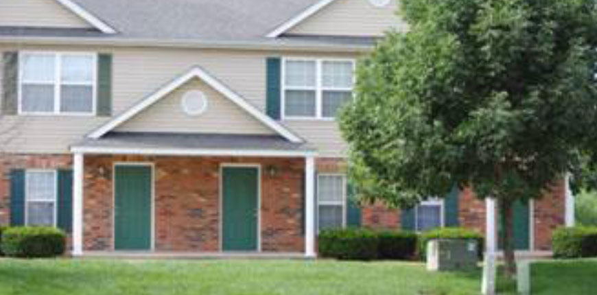 Traditional Townhome for Rent in Edwardsville IL