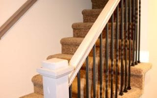 Rental with Stair Case in Collinsville IL