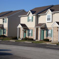 Town Home In Glen Carbon IL with Parking Lot
