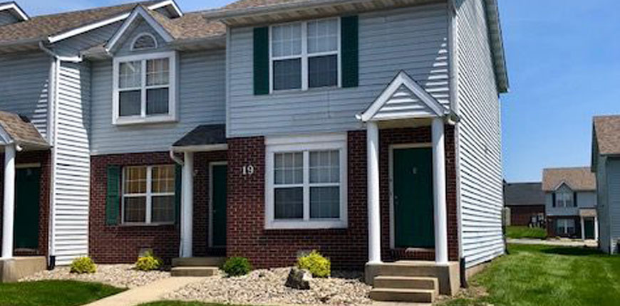 Townhomes in Glen Carbon IL Area