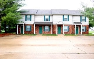 Town Home with Off Street Parking in Glen Carbon IL