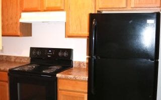 Rental that comes with stackable washer and dryer in Edwardsville IL
