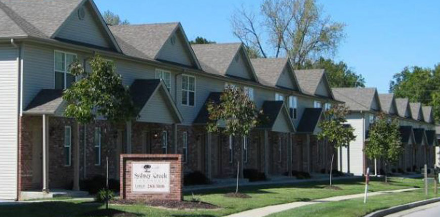 One Bedroom Townhome in Collinsville IL