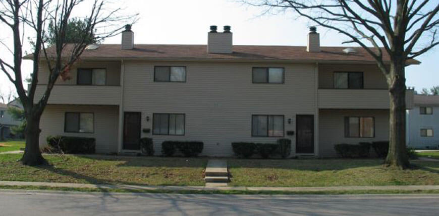 Apartments with Fireplace in O'Fallon IL