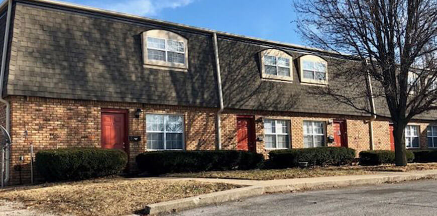 Rental with Water, Sewer, and Trash Included in Collinsville IL