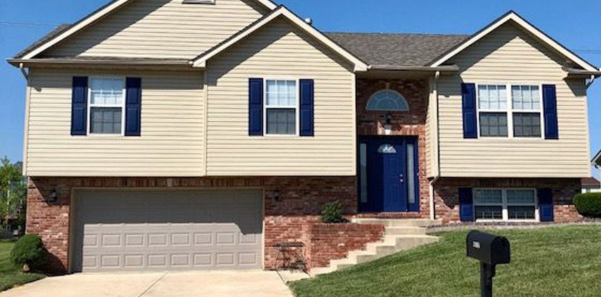 Trotters Run Subdivision in Maryville IL