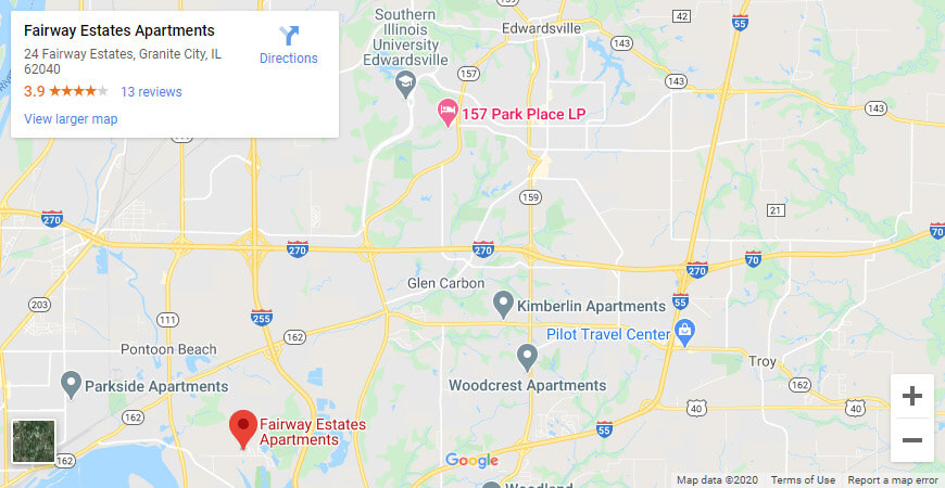 Student Housing with Unfinished Basement for Rent in Granite City IL