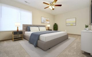 Apt with Large Bedroom for Rent in Edwardsville IL