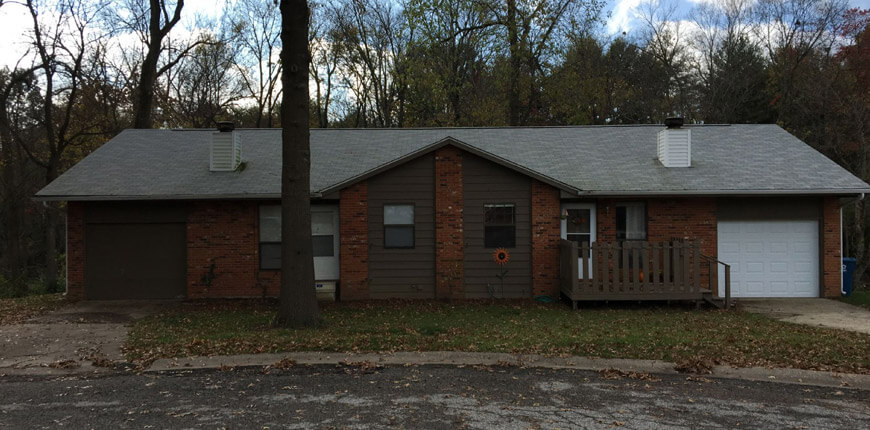 Rental that has Lawncare Included in Glen Carbon IL
