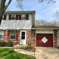 Duplex with Garage and Unfinished Basement for Rent in Glen Carbon IL