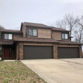 Collinsville Illinois Rental with Brick Fireplace