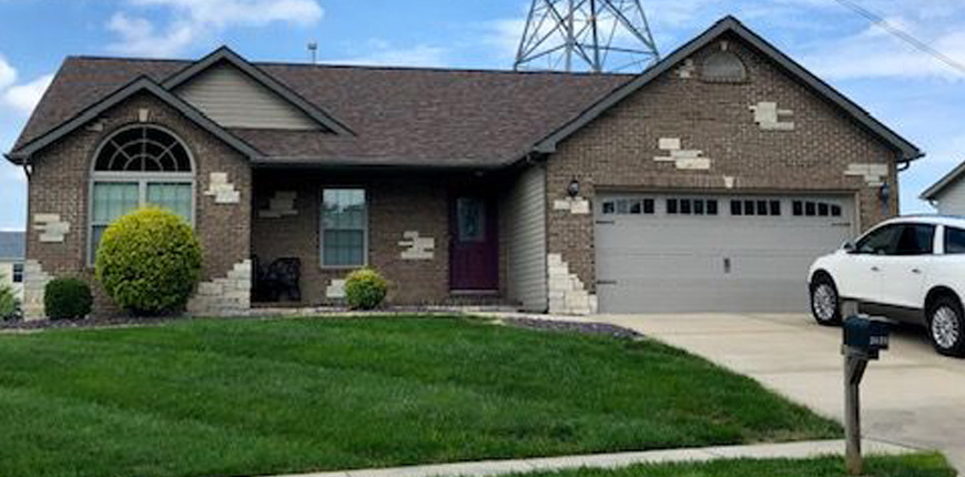 Rental in subdivision in Maryville IL