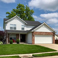 Large Unfinished Basement in Maryville IL