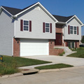 Home for Rent with Two Car Garage and Three Bedrooms in Fairview Heights IL