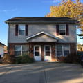Duplex for rent with lawncare included in Collinsville IL