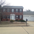 Spacious Two Story House with Fenced-In Backyard in Edwardsville IL
