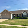 Rental in Trotters Run Subdivision in Maryville IL