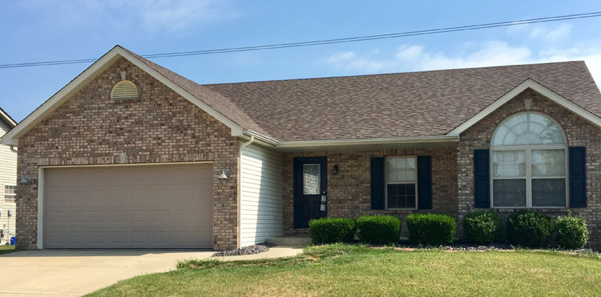 Three Bedroom, Two Car Garage, and Two Bath in Ranch Rental in Maryville IL