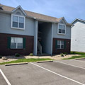 Upper Level Unit for Rent with Washer and Dryer Hookups in Glen Carbon IL