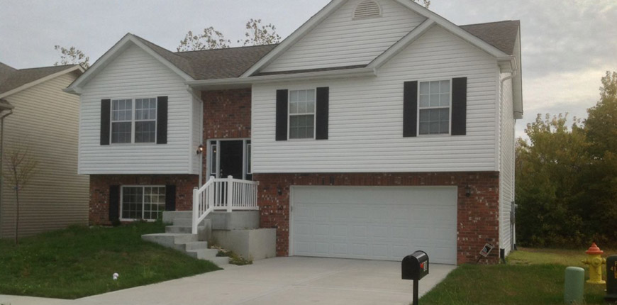 Rental with 1800 SQ Feet of Living Space Fairview Heights IL