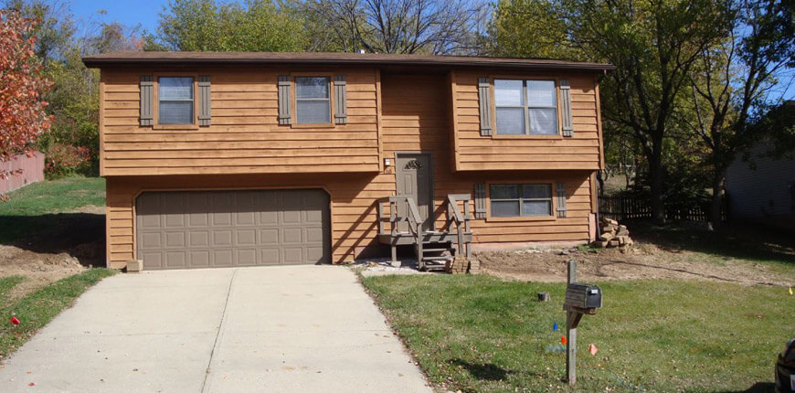 Split Level House for Rent in Collinsville IL