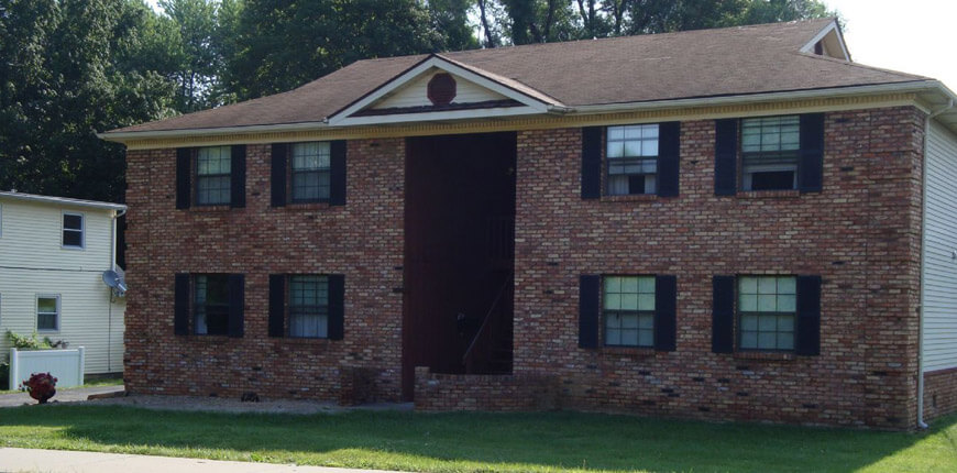 Upper Level Apartment for Rent in Collinsville IL