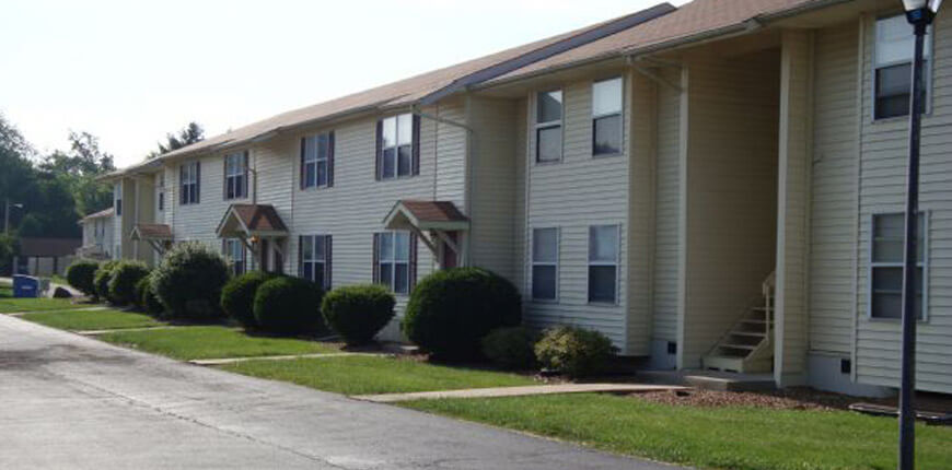 Skyline View Three Bedroom Townhouse for Rent in Collinsville IL