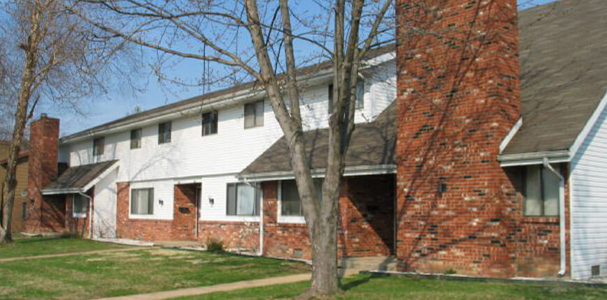 Townhouse Style Rental in O'Fallon IL