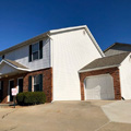 Two Bedroom Twonhouse with One Car Garage in Collinsville IL